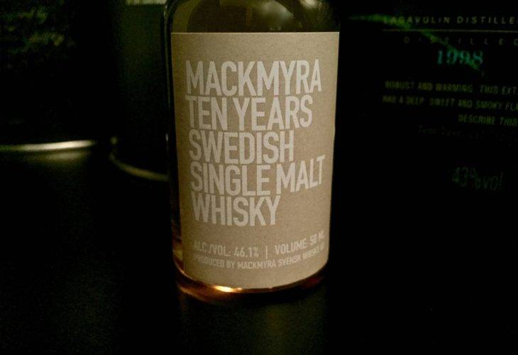 Mackmyra 10 years old