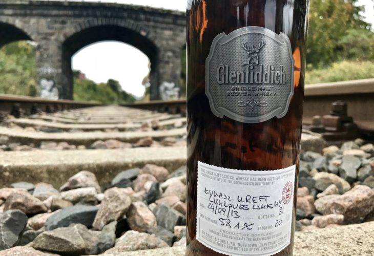 Glenfiddich 15 years old 58.1% ABV