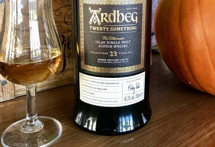 Ardbeg Twenty Something 23 years old