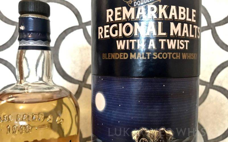 Douglas Laing's Remarkable Regional Malts with a Twist 10 years old, 48% ABV