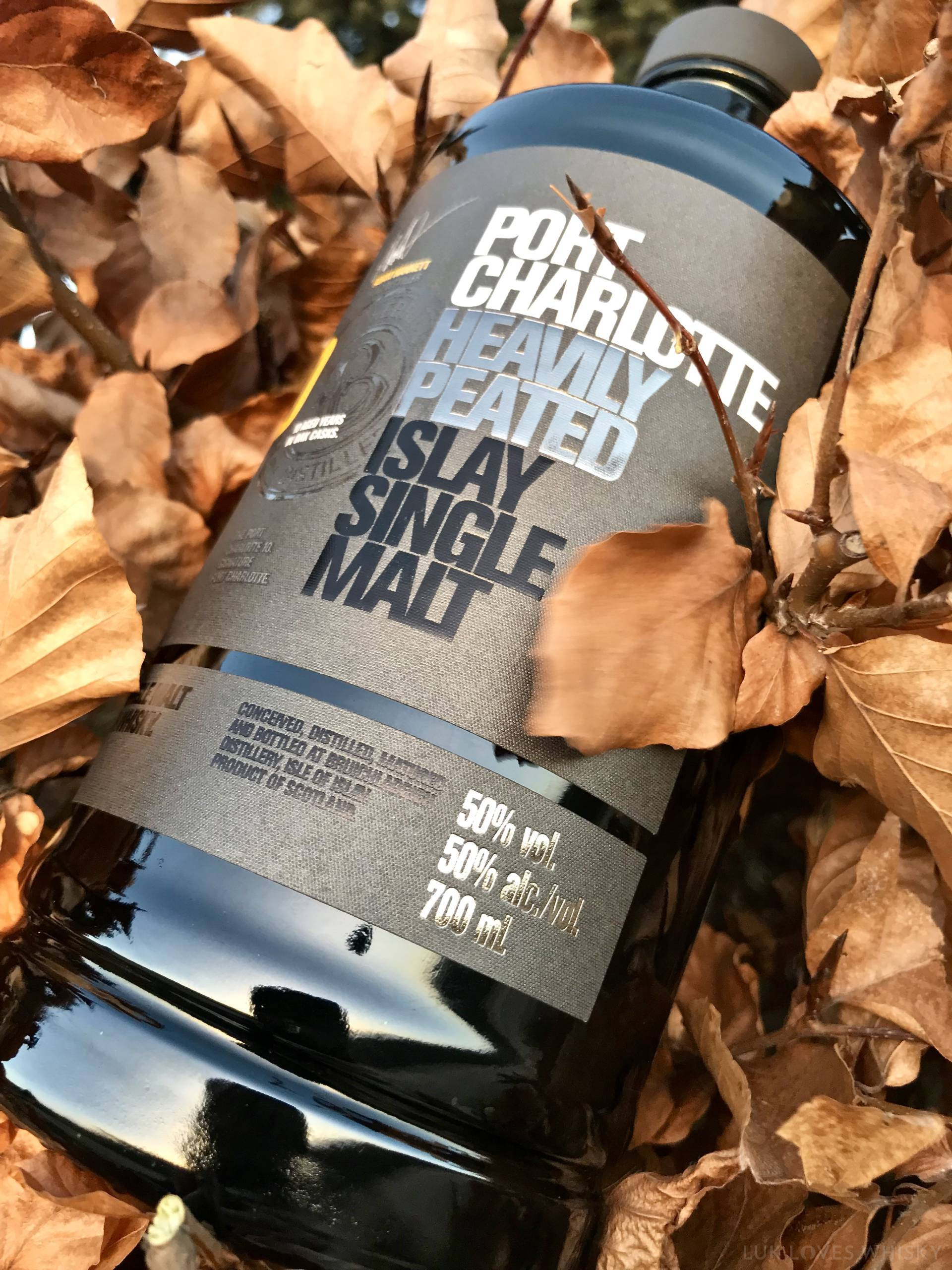 Bruichladdich Port Charlotte 10 years old