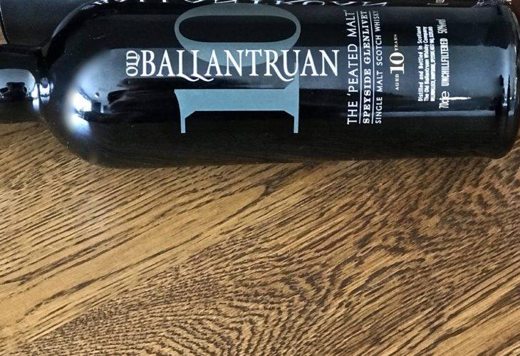 Old Ballantruan 10 years old